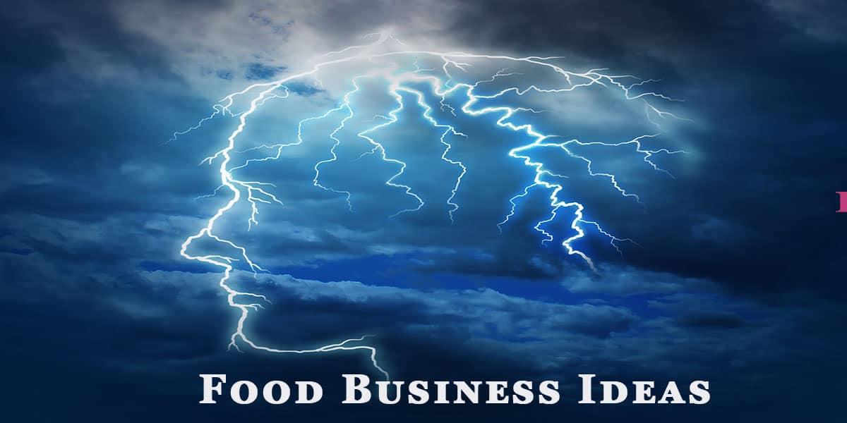 46 Home Based Food Business Ideas