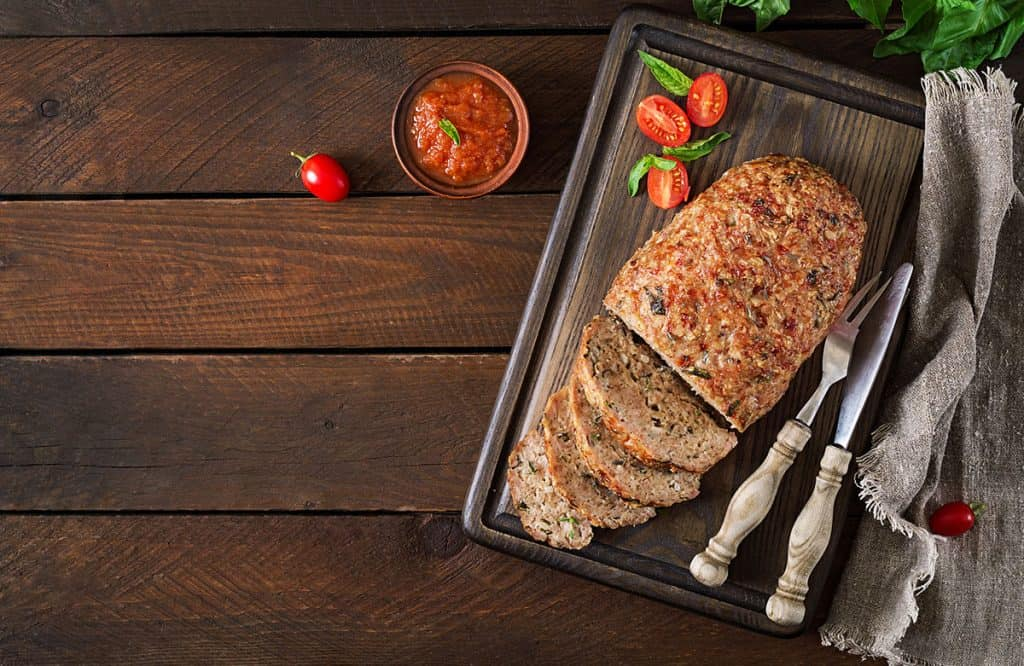 Food Picture of Meatloaf